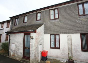 Thumbnail 2 bed terraced house to rent in Barton Road, Central Treviscoe, St Austell, Cornwall