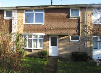 Thumbnail 3 bedroom terraced house to rent in Rowan Road, Denvilles, Havant