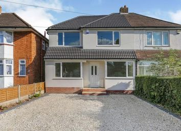 Thumbnail 4 bed semi-detached house for sale in Church Road, Sheldon, Birmingham, West Midlands