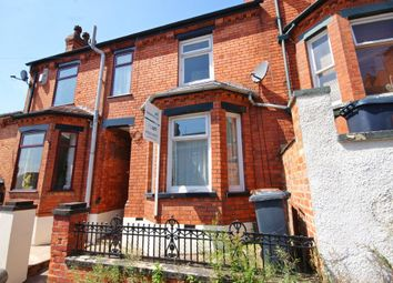 Thumbnail 2 bed terraced house to rent in Clarina Street, Lincoln