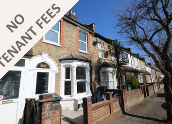 Thumbnail 4 bed flat to rent in Carlton Road, London