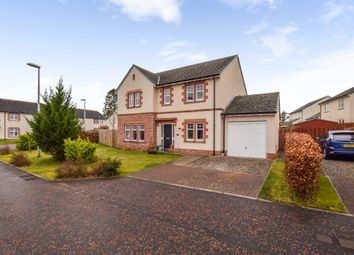 Thumbnail 5 bed detached house for sale in Larghan View, Coupar Angus, Blairgowrie