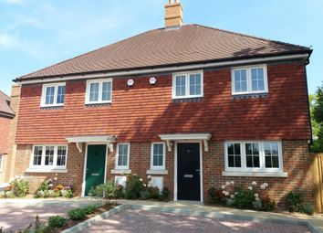 Thumbnail 3 bed semi-detached house for sale in Compton Place, Southwater, Horsham