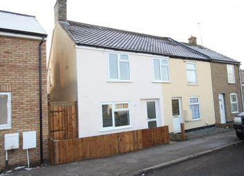Thumbnail 3 bed end terrace house for sale in Wisbech Road, Littleport, Ely