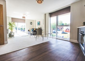 Thumbnail 1 bed flat for sale in Ordsall Lane, Manchester