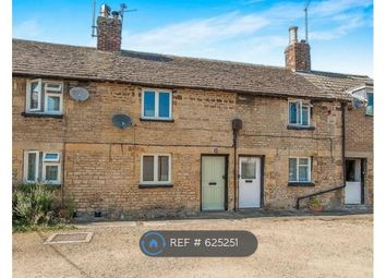 Thumbnail 1 bed terraced house to rent in Elton Road, Wansford, Peterborough