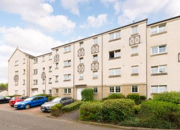 Thumbnail 2 bed flat for sale in Grandfield, Edinburgh