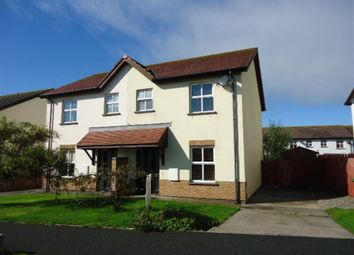 Thumbnail 3 bed property to rent in Ballawattleworth, Peel, Isle Of Man