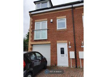 Thumbnail 3 bed end terrace house to rent in Ashfield Mews, Ashington