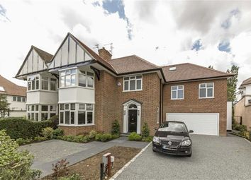 Thumbnail 5 bed semi-detached house to rent in Harman Drive, London