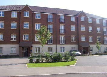 Thumbnail 2 bedroom flat to rent in Fount Court, Market Harborough