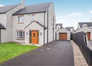 Thumbnail 3 bed semi-detached house for sale in Castle Manor, Kesh