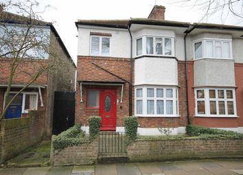 Thumbnail 1 bed flat for sale in Balfour Avenue, London