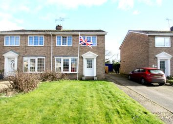 Thumbnail 3 bed semi-detached house for sale in Beech View, Cranswick, Driffield