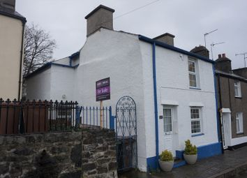 Thumbnail 2 bed end terrace house for sale in Lleyn Street, Pwllheli