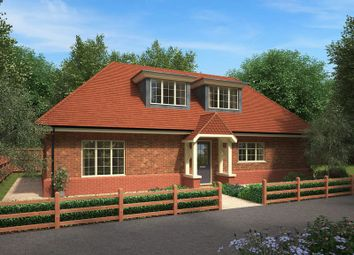 Thumbnail 3 bed detached bungalow for sale in Surrey Gardens, Effingham Junction, Leatherhead