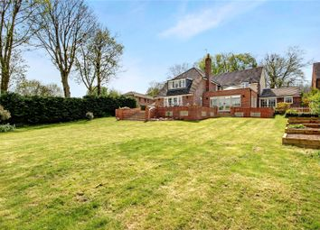 Thumbnail Detached house for sale in Upper Lambourn Road, Lambourn, Hungerford, Berkshire