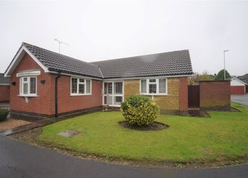 Thumbnail 3 bed detached bungalow for sale in Padgate Close, Scraptoft, Leicester