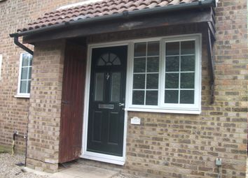 Thumbnail 1 bed end terrace house to rent in Sawyers Lawn, West Ealing