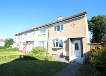 Thumbnail 2 bed end terrace house for sale in Glenmanor Avenue, Moodiesburn, Glasgow, North Lanarkshire