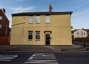 Thumbnail 2 bed end terrace house for sale in Kent Road, Blackpool, Lancashire