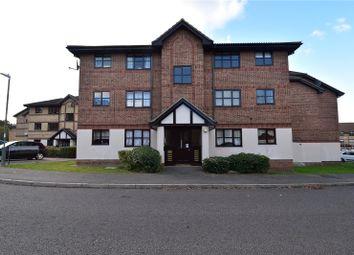 Thumbnail 1 bedroom flat for sale in Longtown Court, Dartford, Kent