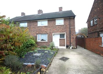 Thumbnail 3 bed semi-detached house for sale in Lathkill Grove, Tibshelf, Alfreton