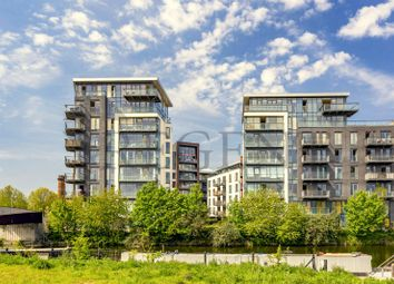 Thumbnail 2 bed flat to rent in Omega Works, Roach Road, London