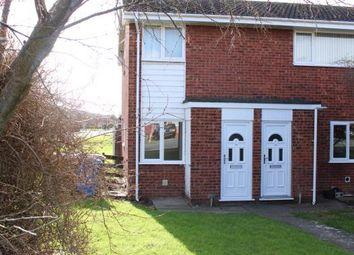 Thumbnail 2 bed semi-detached house for sale in Ffordd Penrhwylfa, Prestatyn, Denbighshire, .