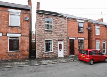 Thumbnail 2 bed terraced house for sale in John Street, Chesterfield