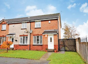 Thumbnail 2 bed end terrace house for sale in Fairfield Drive, Renfrew
