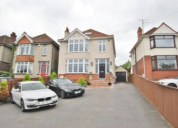 Thumbnail 4 bed detached house for sale in West Town Lane, Knowle, Bristol