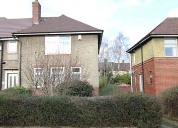 Thumbnail 3 bed property to rent in Holgate Avenue, Sheffield