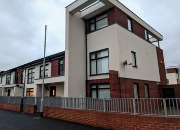 Thumbnail 4 bed end terrace house to rent in Bilsborrow Road, Rusholme