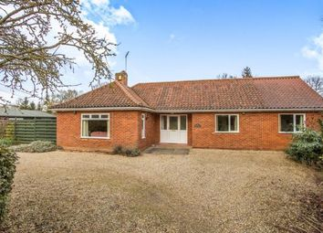 Thumbnail 4 bed bungalow for sale in North Elmham, East Dereham, Norfolk