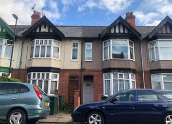 Thumbnail 1 bed flat to rent in St. Anns Road, Coventry