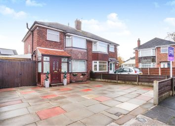 Thumbnail 3 bed semi-detached house for sale in Lydney Avenue, Heald Green, Stockport