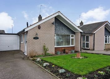 Thumbnail 2 bed detached bungalow for sale in Wetherall Close, Rugeley