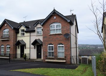 Thumbnail 4 bed semi-detached house for sale in Foxhill, Derry/Londonderry