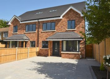 Thumbnail 4 bedroom semi-detached house for sale in Mayflower Way, Beaconsfield