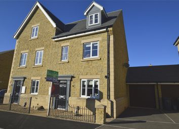 Thumbnail 3 bed semi-detached house for sale in Sanderling Way, Bishops Cleeve