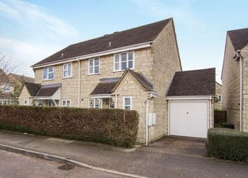 Thumbnail 3 bed semi-detached house for sale in Northlands Way, Tetbury, Gloucestershire