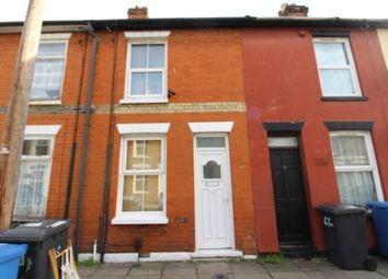 Thumbnail 2 bed terraced house to rent in Elliott Street, Ipswich