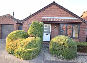Thumbnail 2 bed detached bungalow for sale in Norfolk Avenue, Burton Upon Stather, Scunthorpe