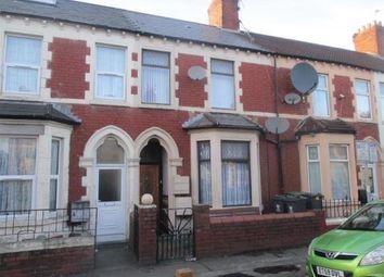 2 bed flat to rent in Coed Cae Street, Grangetown, Cardiff CF11