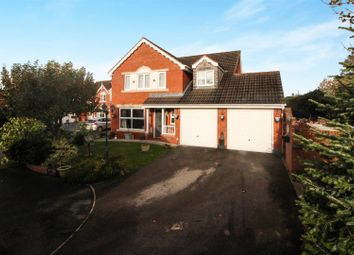 Thumbnail 5 bed detached house for sale in Lapwing Road, Driffield
