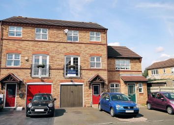 Thumbnail 3 bed town house for sale in Tom Williams Way, Tamworth