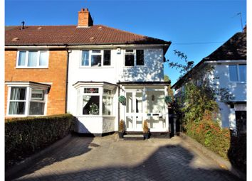 Thumbnail 3 bed terraced house for sale in Brentford Road, Birmingham