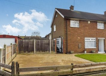 Thumbnail 3 bed terraced house for sale in Farneworth Road, Mickleover, Derby