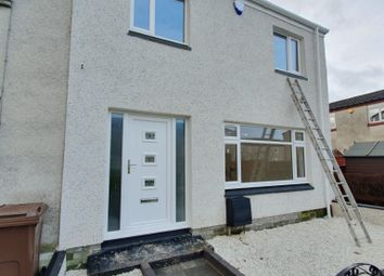 Thumbnail 3 bedroom end terrace house for sale in Russell Place, Linwood, Renfrewshire